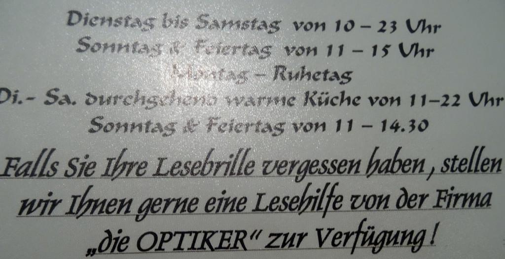 Krems - Inklusion im Restaurant Zum Golden Hirschen