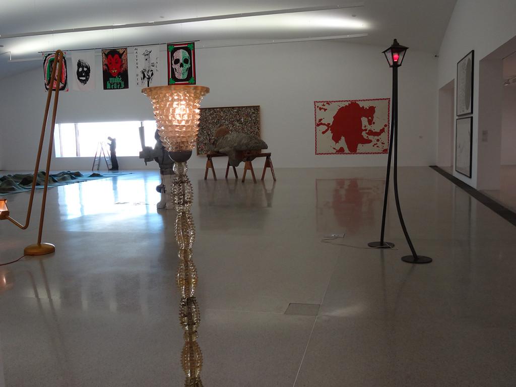 Museum für Moderne Kunst - mumok - ein Saal