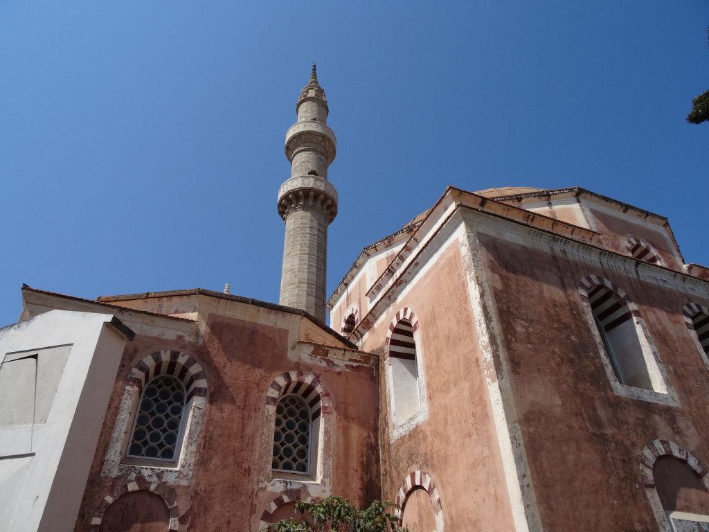 Rhodos-Stadt - Etwas Türkisches