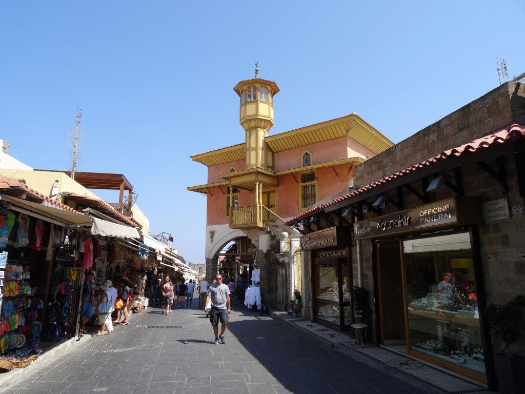 Rhodos-Stadt - Noch etwas Türkisches