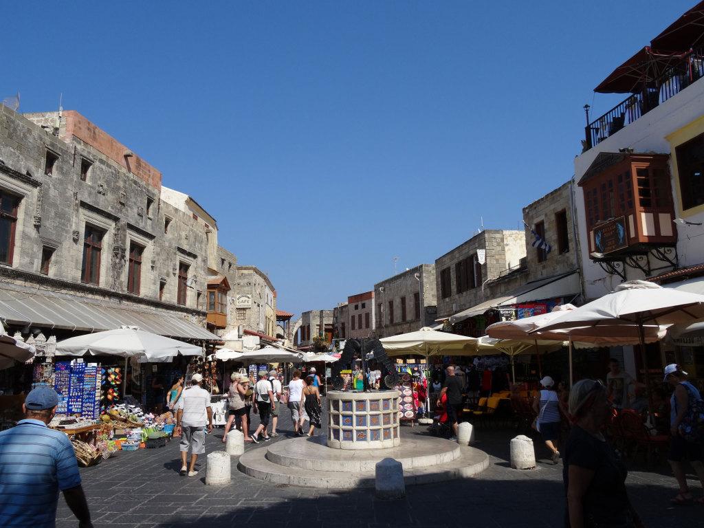 Rhodos-Stadt