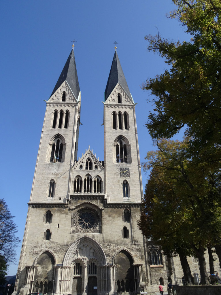 Halberstadt - Dom St. Stephanus