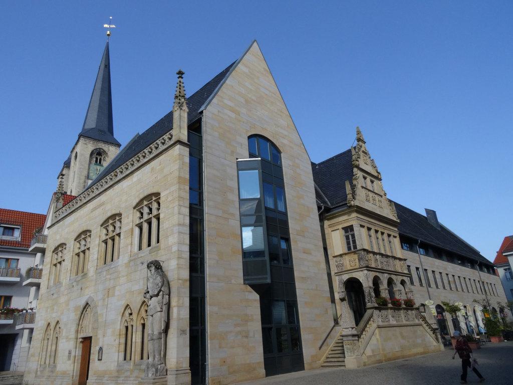 Halberstadt - Rathaus