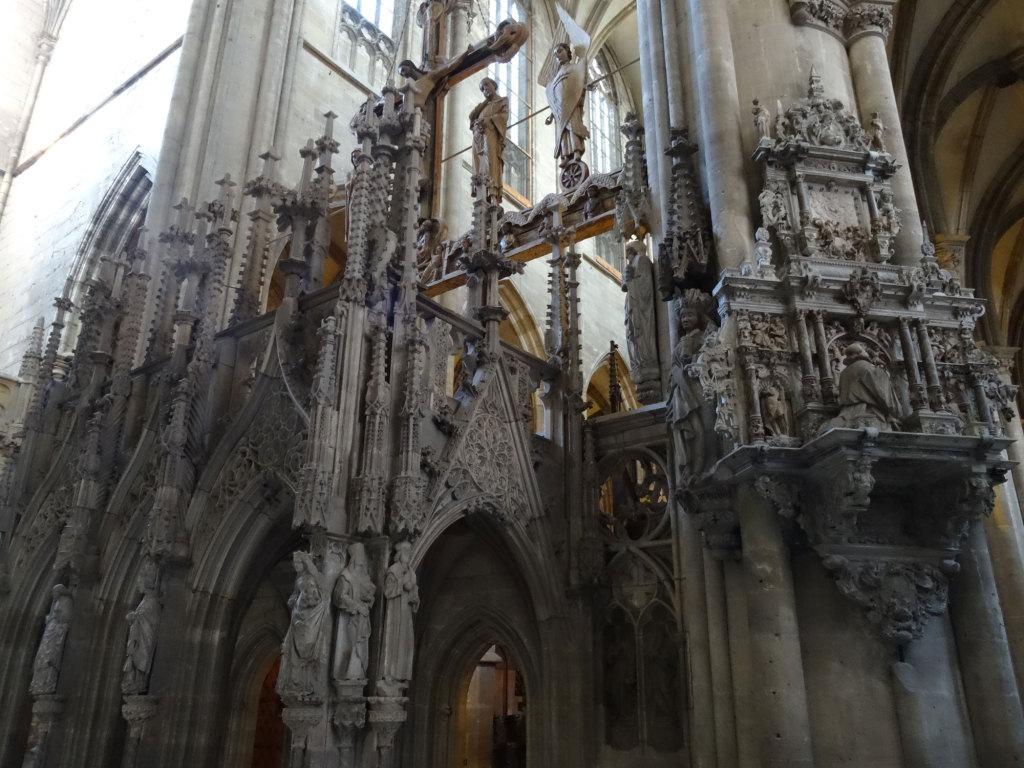 Halberstadt - Im Dom St. Stephanus