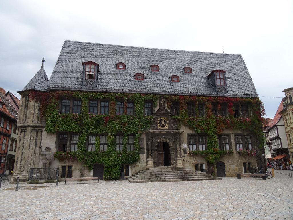 Quedlinburg - Das Rathaus