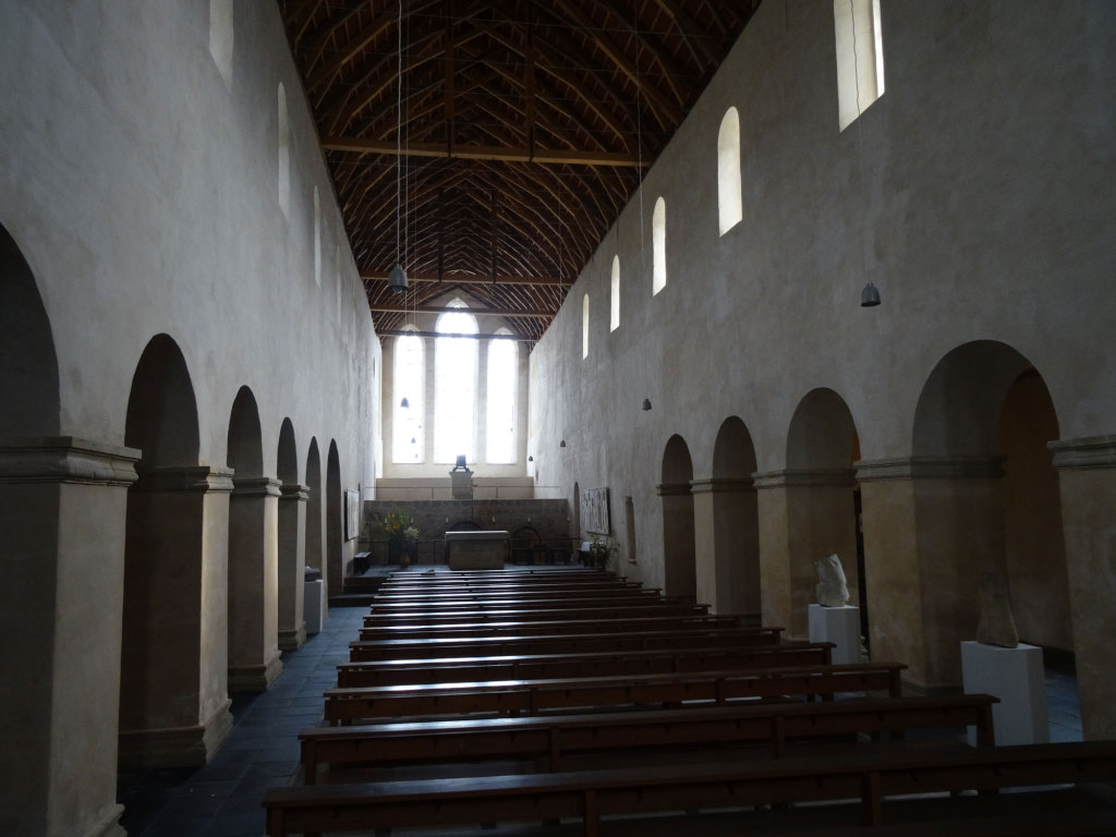 Wipertikirche - Kirchenschiff