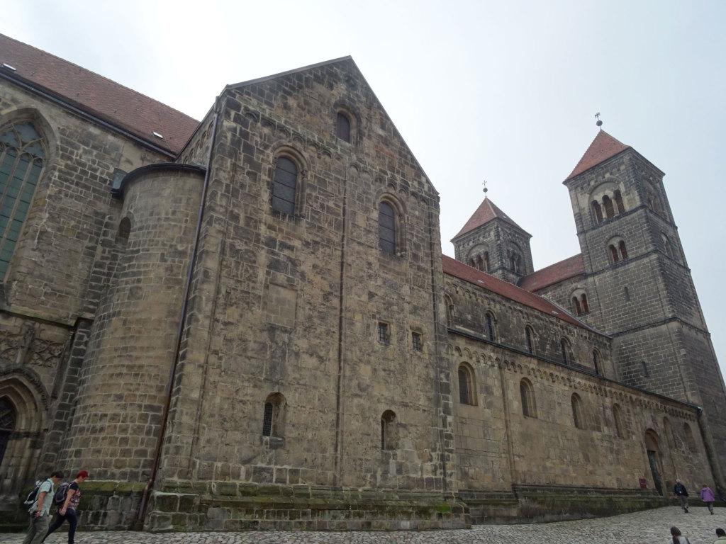 Quedlinburg - Die Stiftskirche St. Servatius