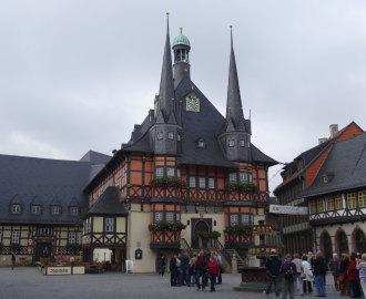 Wernigerode - Rathaus