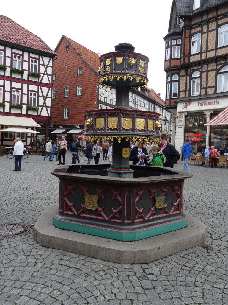 Wernigerode - Marktplatz