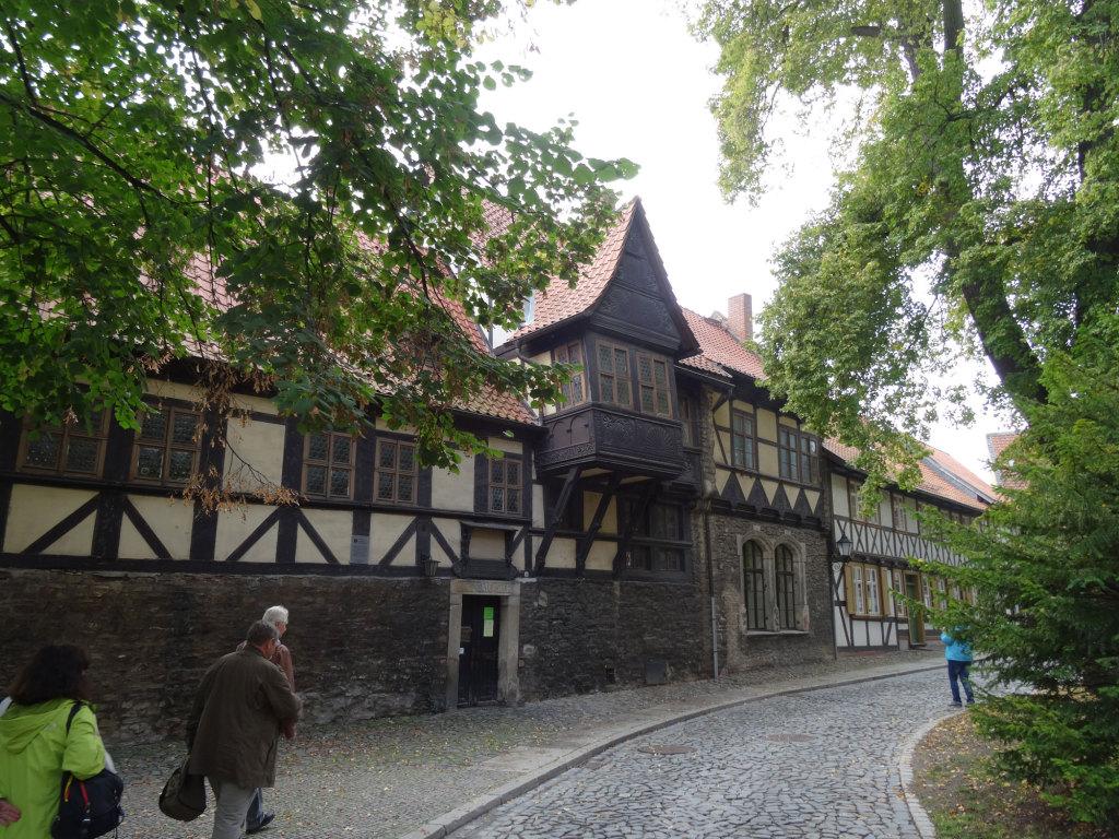 Wernigerode - Oberpfarrkirchhof