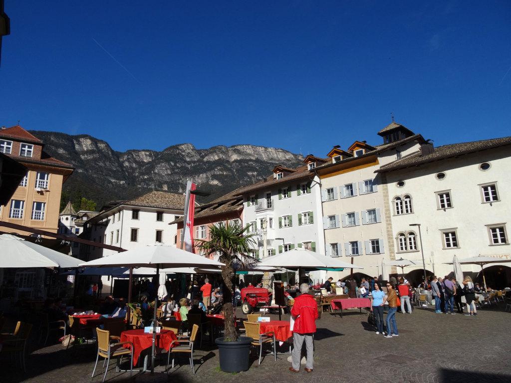 Markt in Kaltern