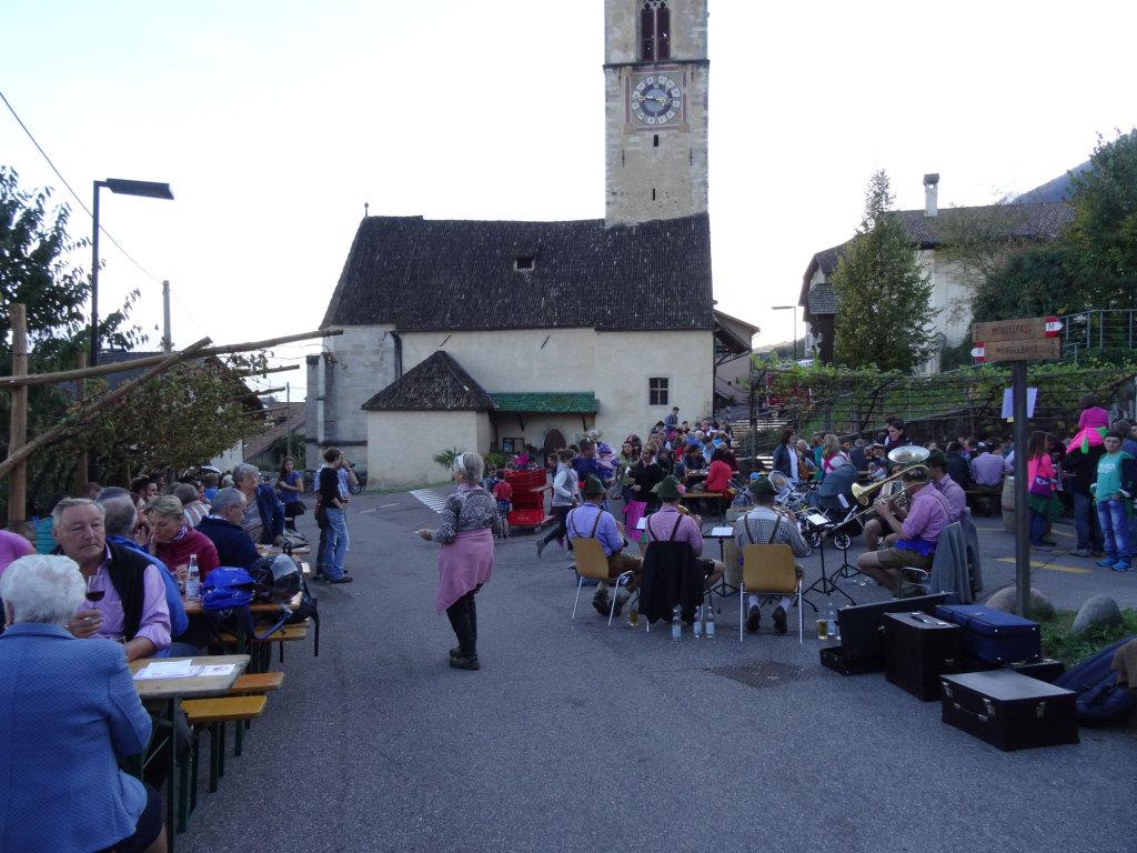 Törggelen in St. Anton