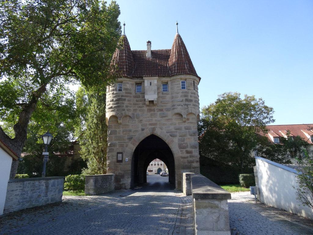 Iphofen - Einersheimer Tor
