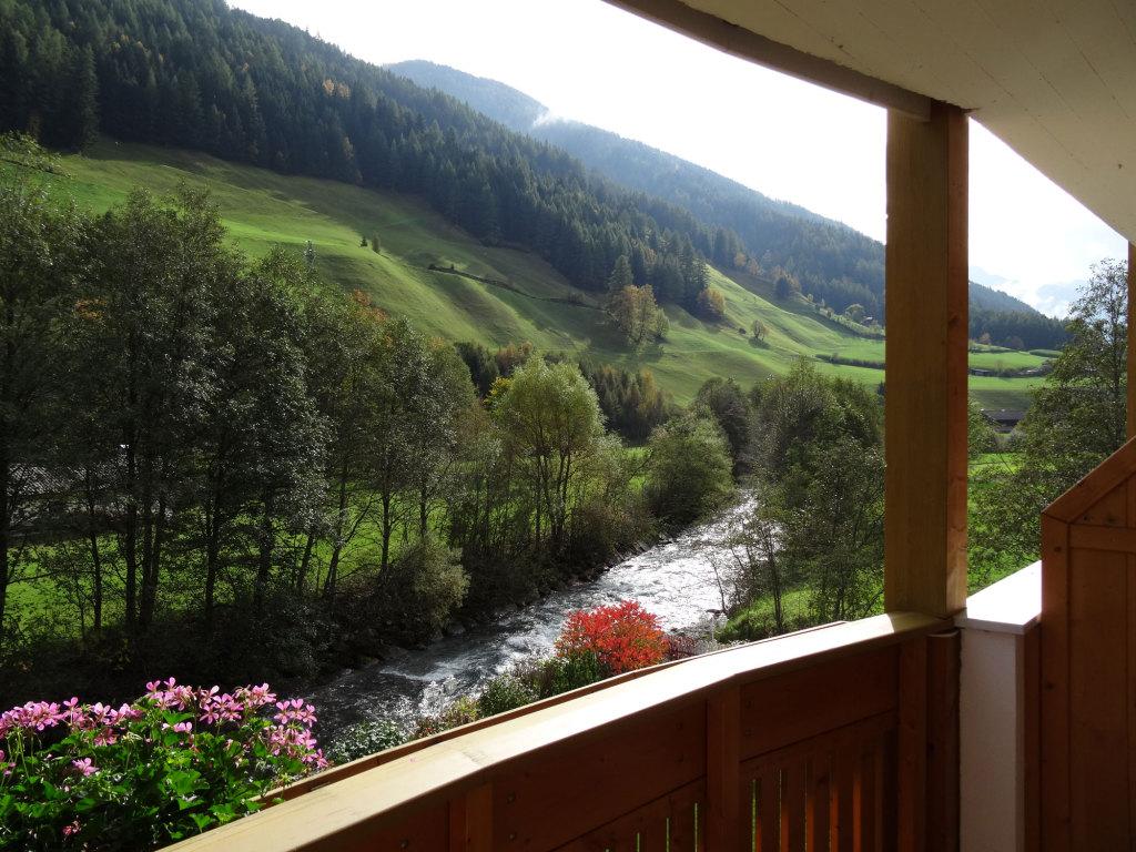 Hotel Alpin Royal Alpin - Blick von unserem Balkon