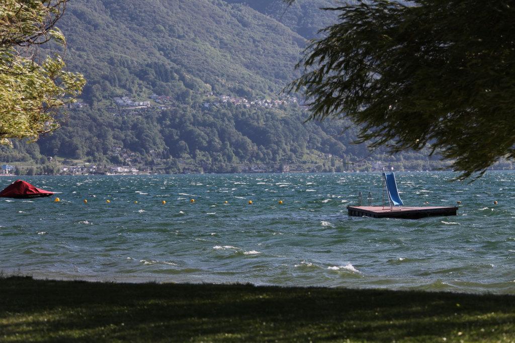 Sturm am Lago Maggiore