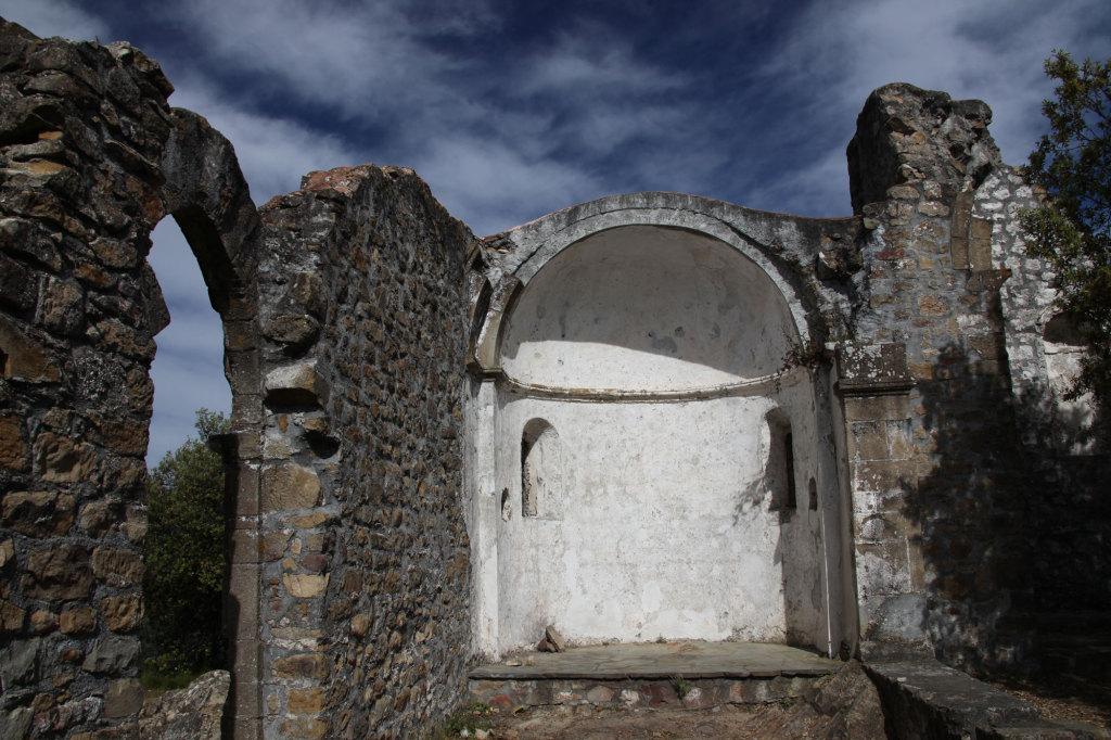 Zwischen Monterosso und Levanto - Sant' Antonio del Mesco