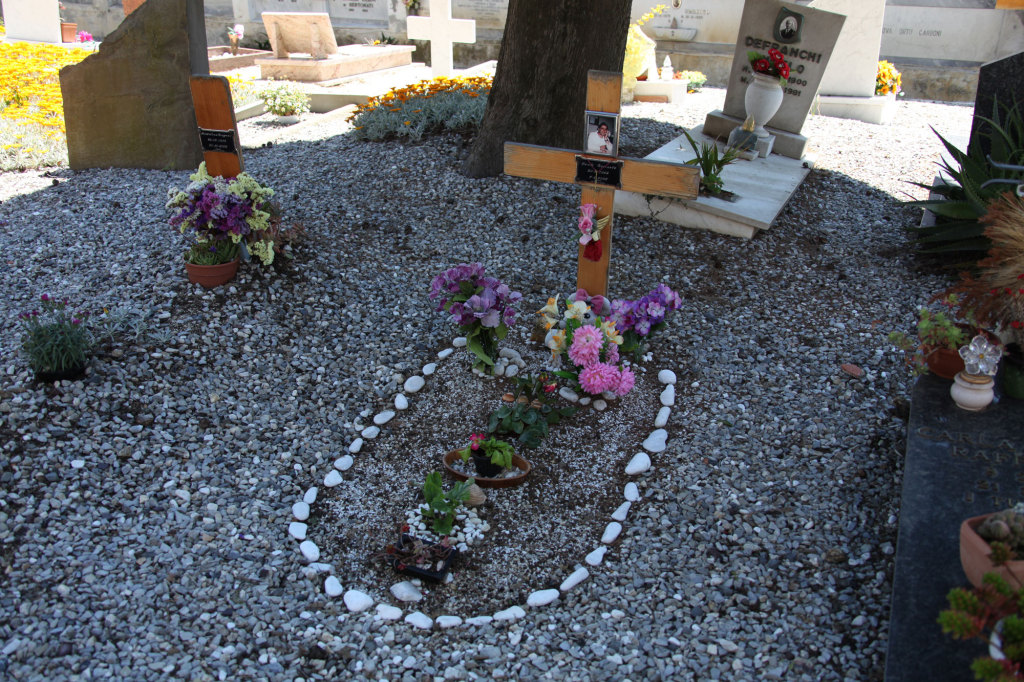 Levanto - Friedhof der Chiesa dell' Annunziata