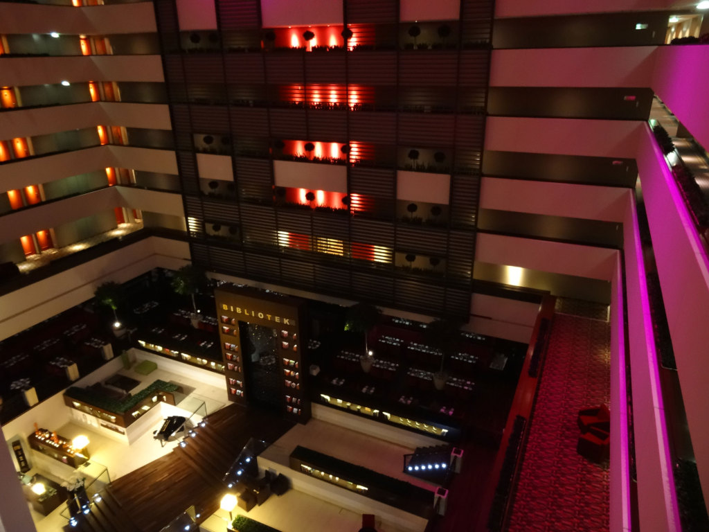 Hotel Sofitel Budapest Chain Bridge - Innenansicht