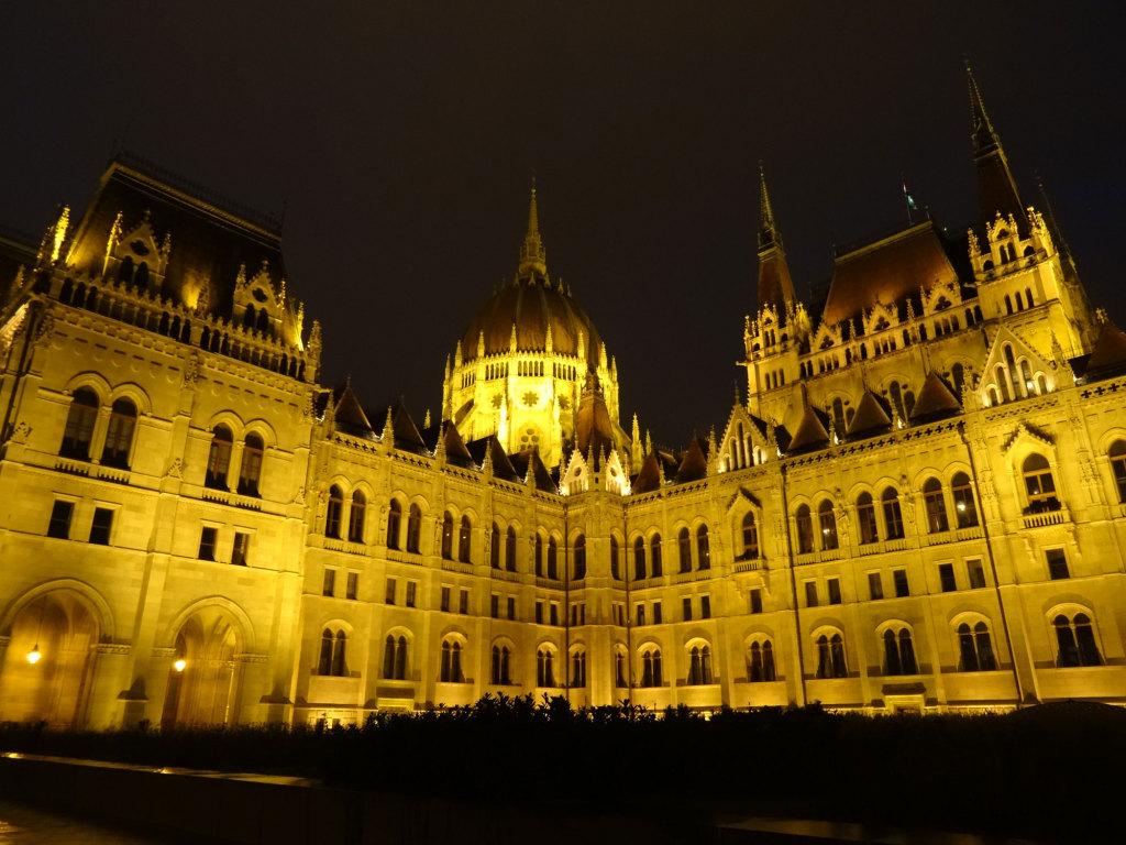 Parlamentsgebäude