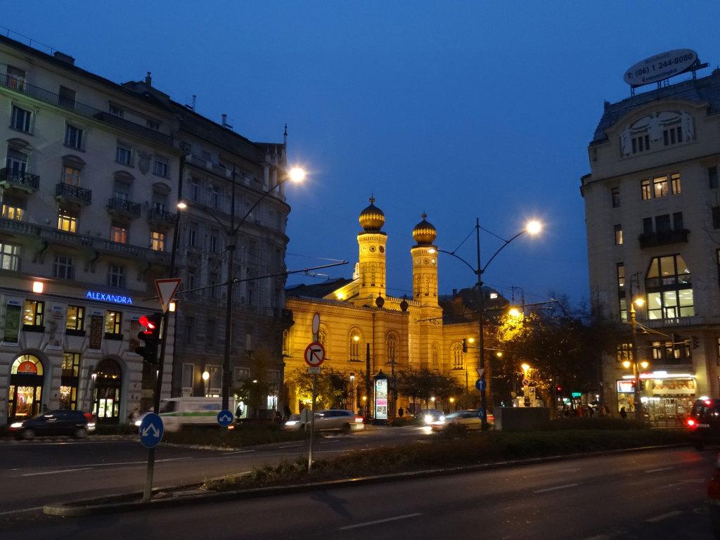 Die Große Synagoge - die größte in Europa