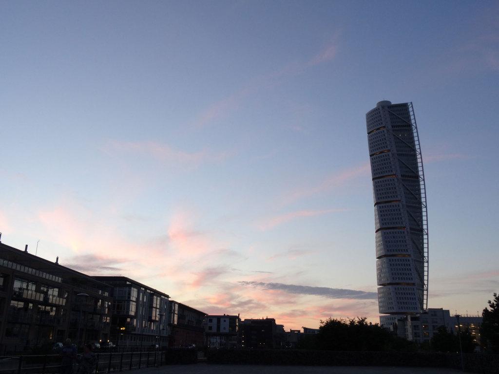 Malmö -Turning Torso