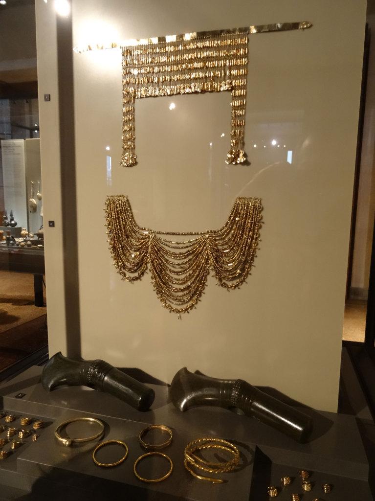 Neues Museum - Teil des Schatzes des Priamos