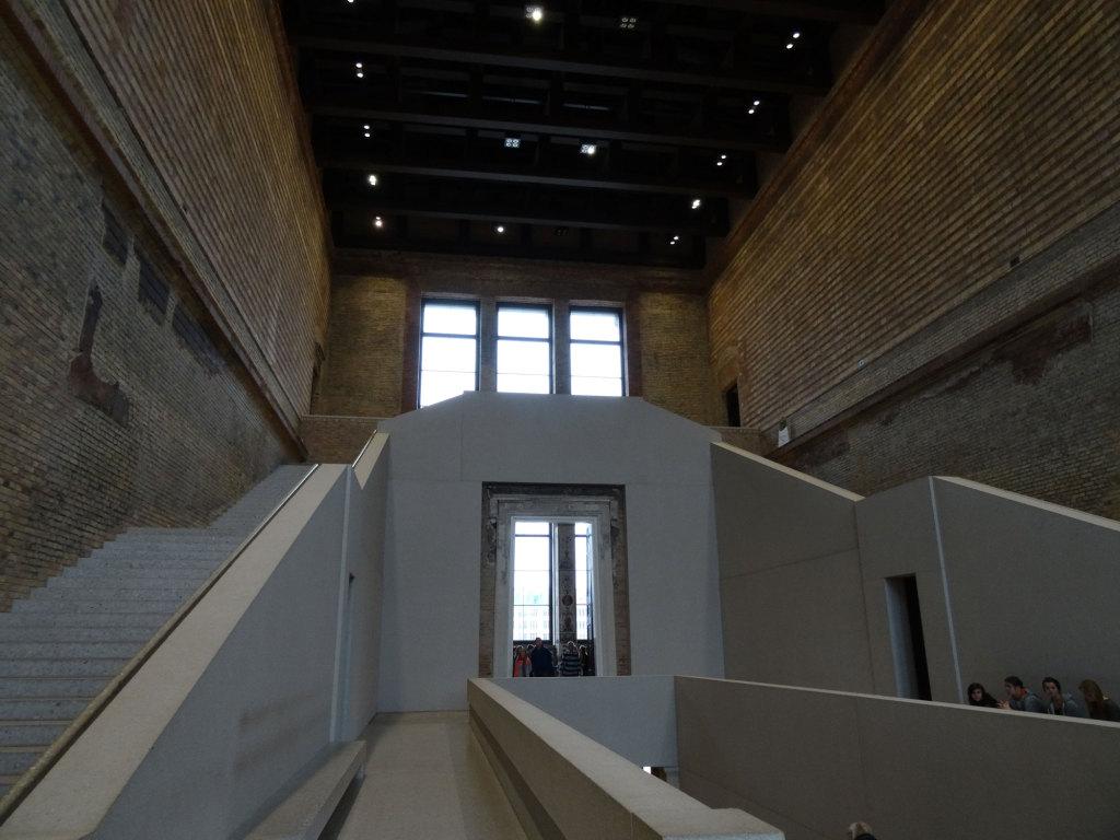Neues Museum - Treppenhaus