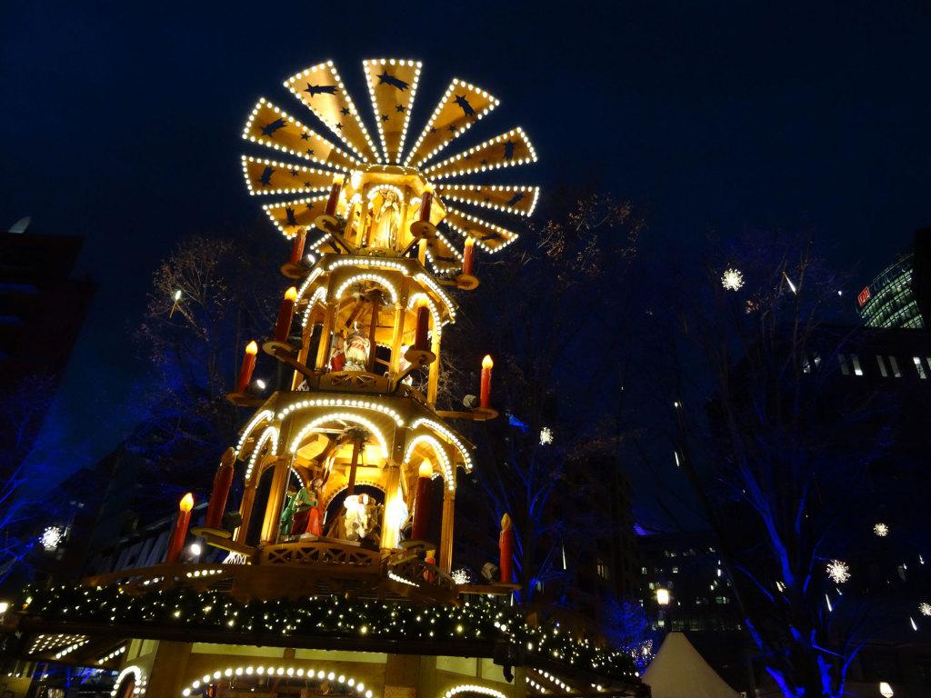 Potsdamer Platz - Weihnachtsmarkt