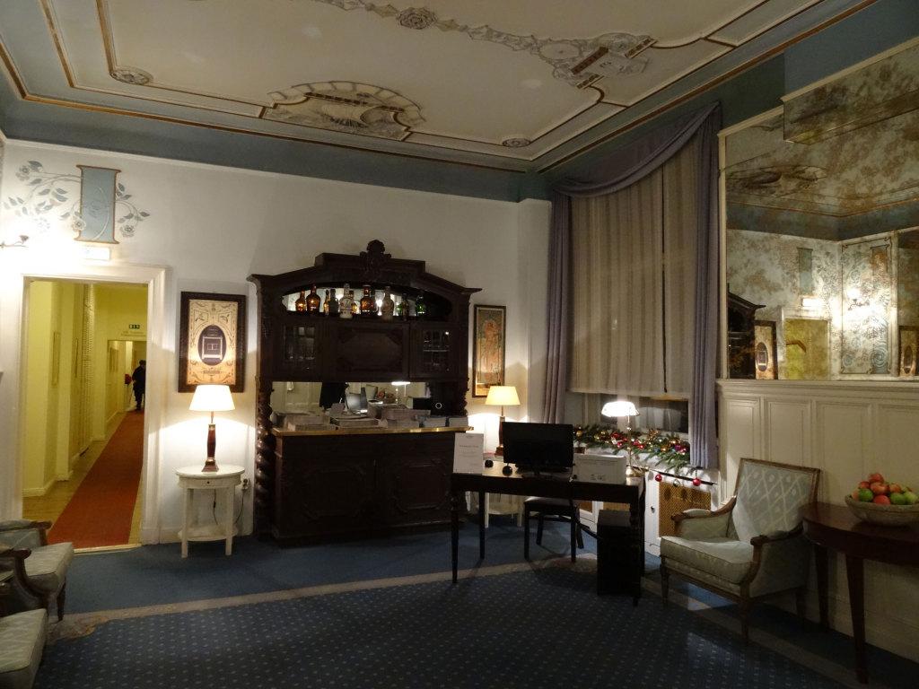 Hotel Residenz - Lobby