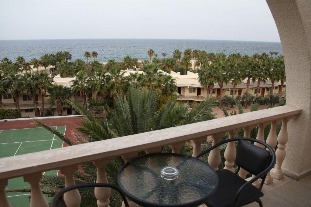 Hotel Oscar - Blick von unserem Balkon