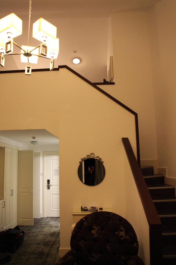 Hotel Oscar - Unsere Suite