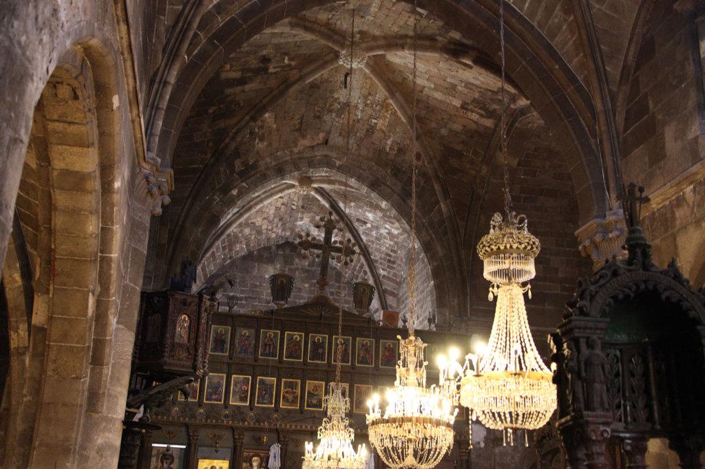 Kloster Bellapais - Kirche