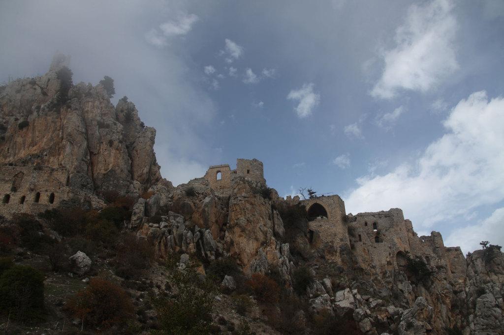 Burg St. Hilarion