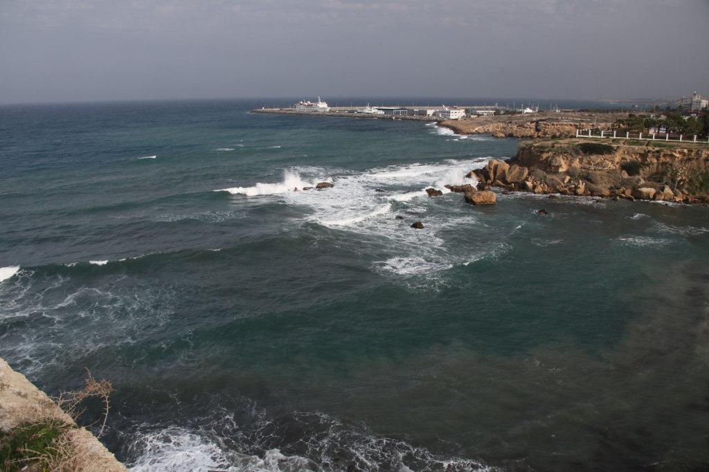 Kyrenia - Blick von der Hafenfestung