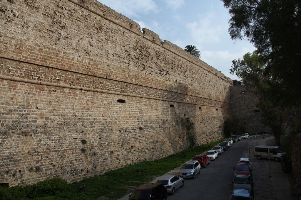 Kyrenia - Hafenfestung