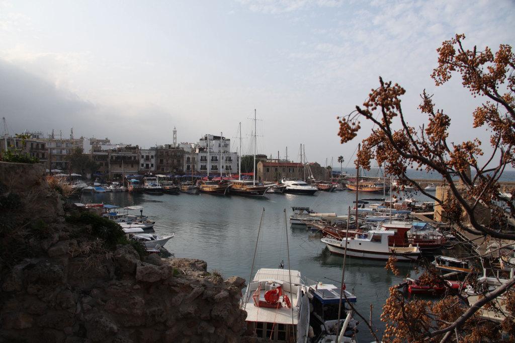 Kyrenia - Hafen