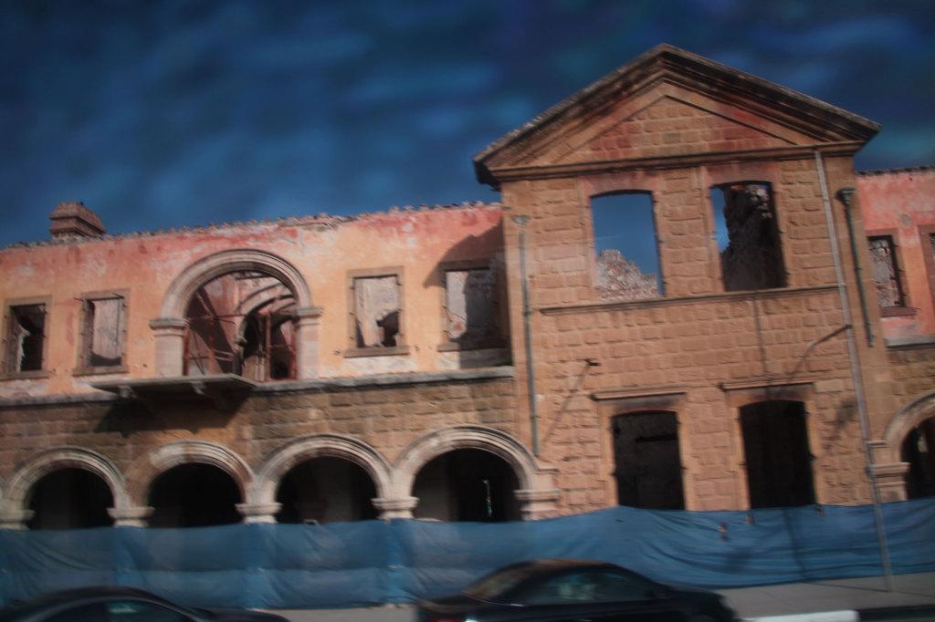 Famagusta - Der verbotene Stadtteil Varosha