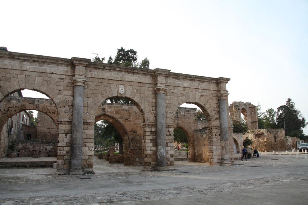 In der Altstadt von Famagusta