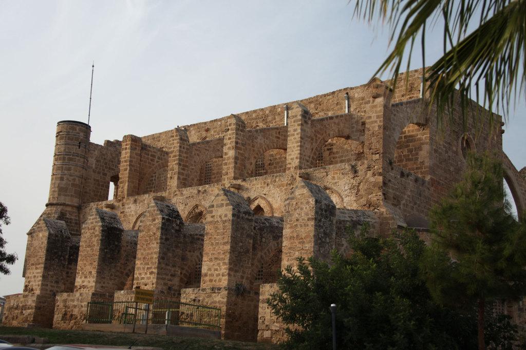 Famagusta  - St. Peter-und-Paul-Kirche