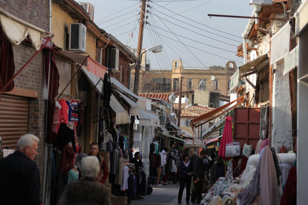 Nikosia - Bazar