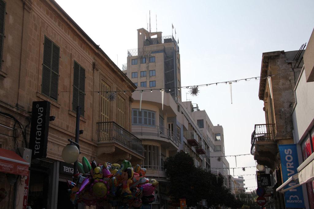 Nikosia - im griechischen Teil