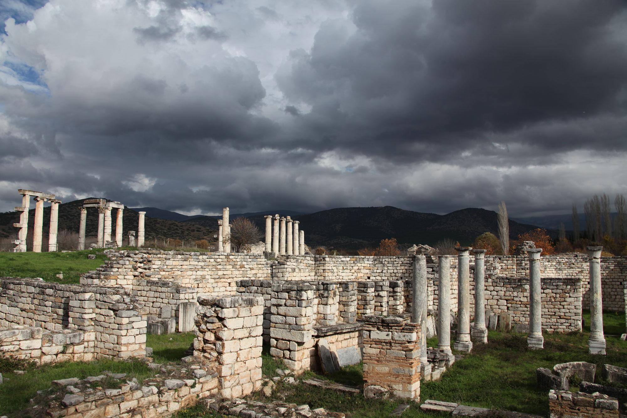 Studienreise Nordzypern / Türkei - 03.-10.12.2014