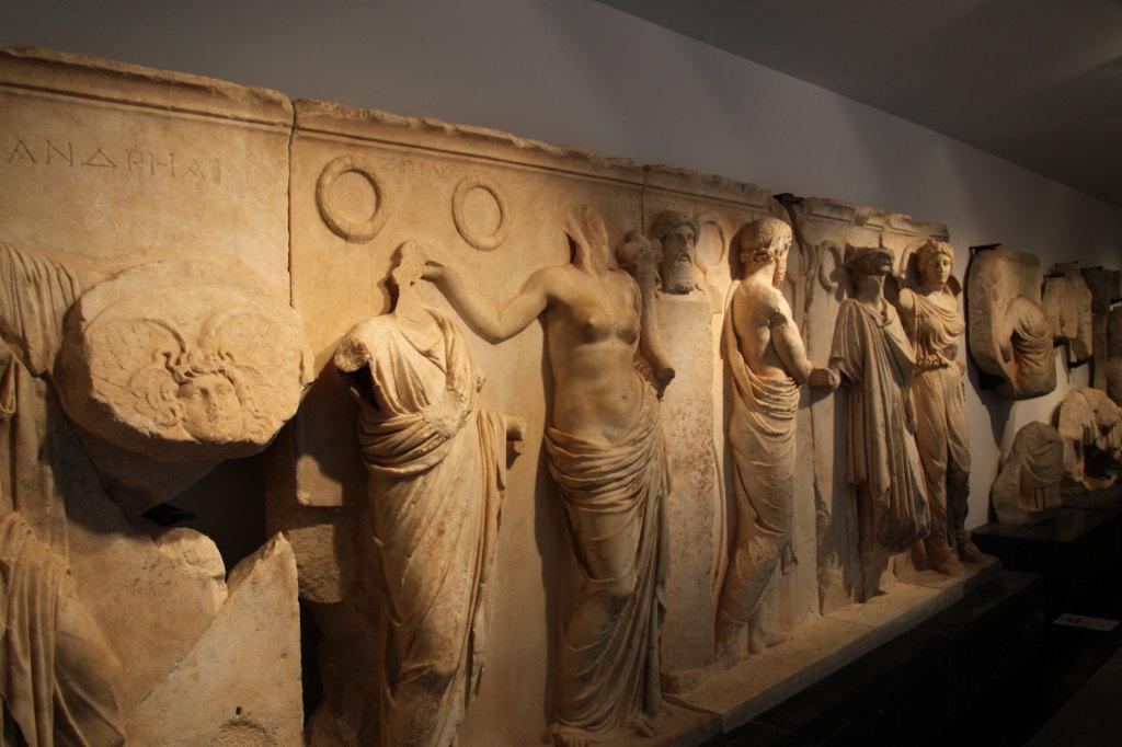 Aphrodisias - Im Museum