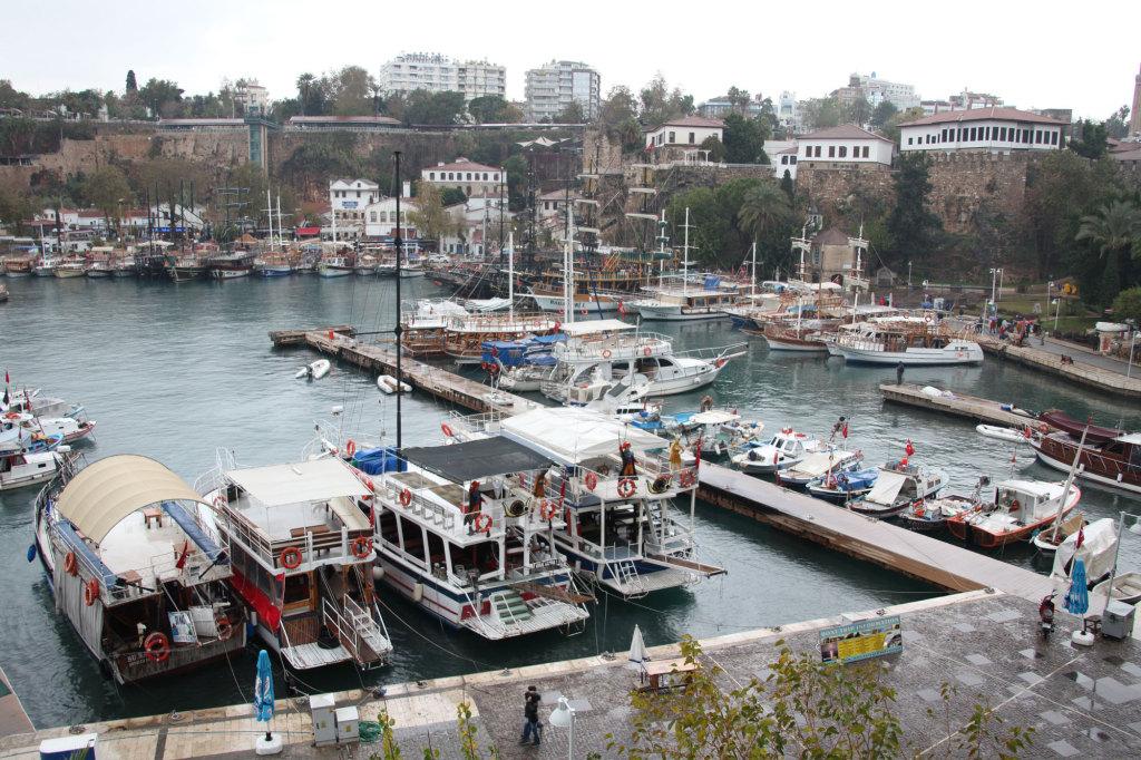 Antalya - Hafen