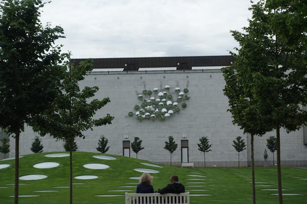 Städel Museum - Erweiterungsbau