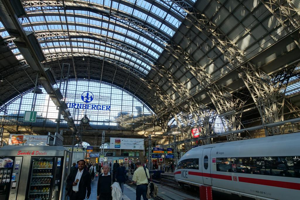 DSC02809 Frankfurt - Hauptbahnhof