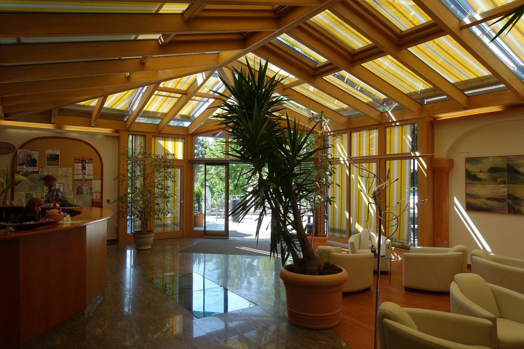 Hotel Atrium - Rezeption