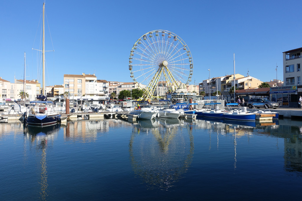 Cap d' Agde - Hafen