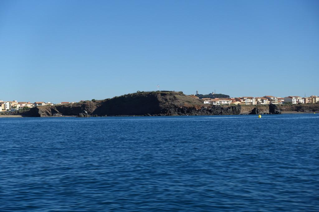 Das eigentliche Cap d' Agde