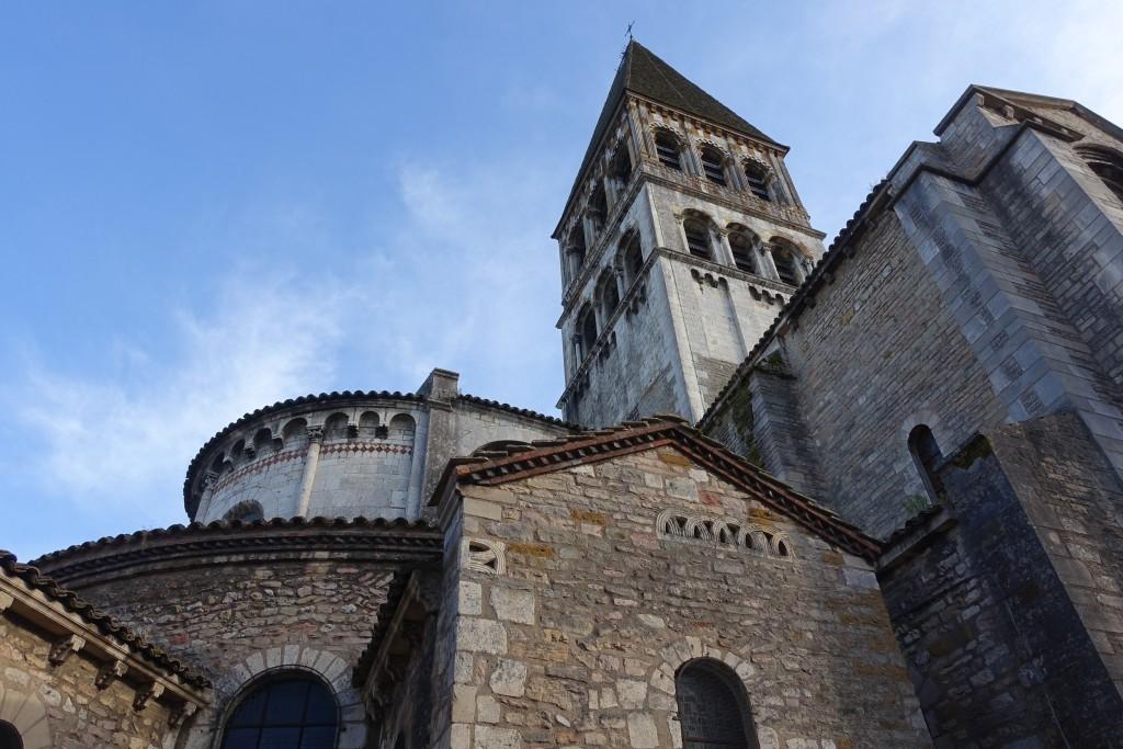 Abteikirche St. Philibert